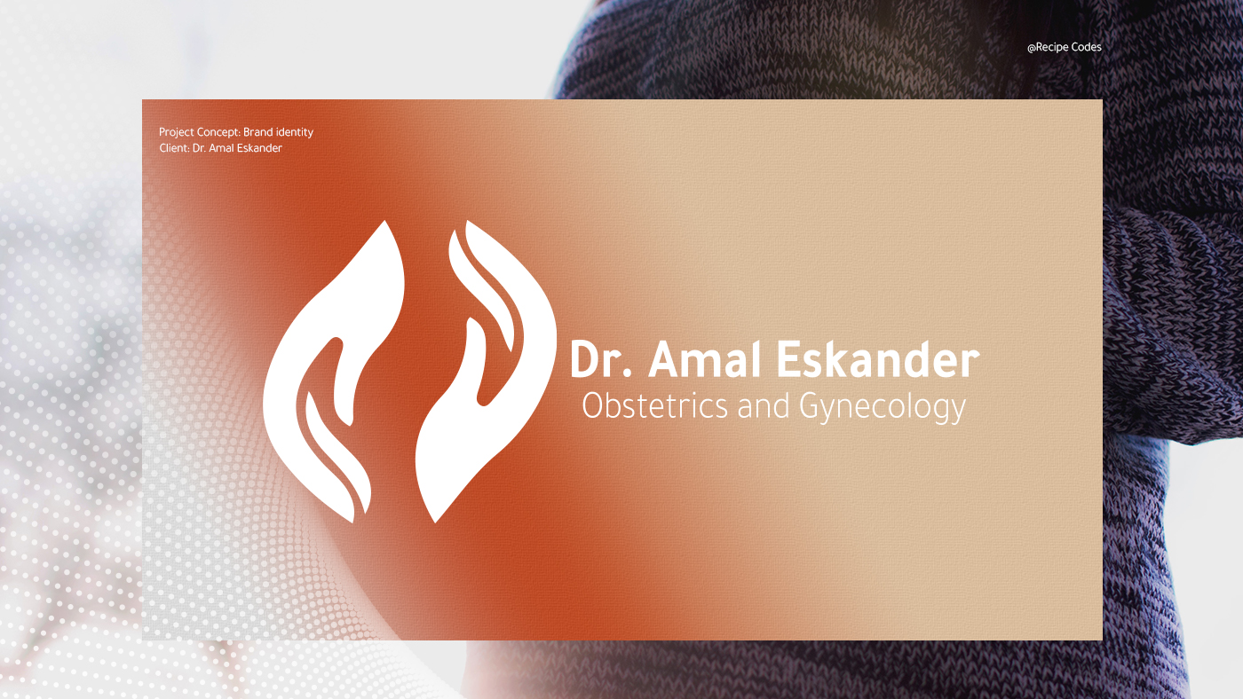 Dr.Amal Brand Project Behance Board 2