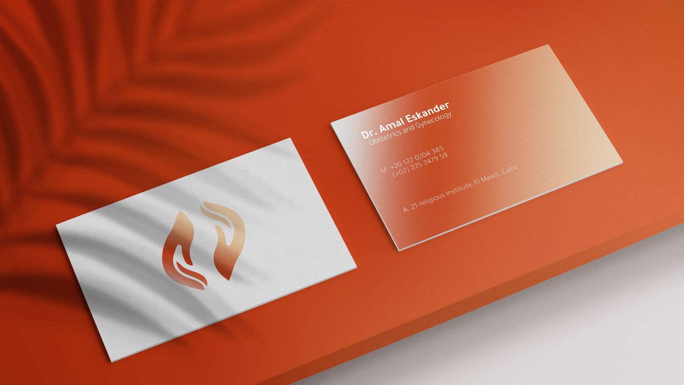 Dr.Amal Brand Project Behance Board 4